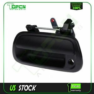 Rear Tail Gate For 2000 2006 Toyota Tundra Pickup Truck Tailgate Handle Black