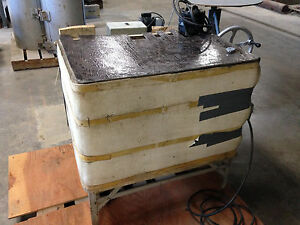 Vintage Central Scientific Water Bath 1820867 Blower 29 5 X 20 X 19 Tank