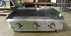 Star 6136rcbf Star max Commercial Radiant Gas Charbroiler