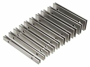 1 8 Steel Thin Parallel Set 10 Pair