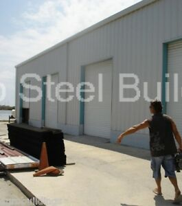 Duro Steel Prefab Rv Boat Storage 50x80x16 Metal Building Structures Direct