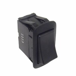 X10 Morris 70171 Rocker Switch Spst On off Quick Connect Spade Terminals