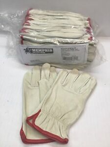 Mcr Safety Memphis 3211s Driver Work Gloves 12 Pairs Size Small