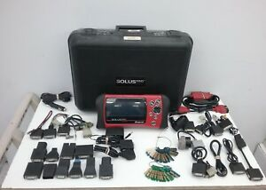 Snap On Solus Pro Eesc316 Diagnostic Scanner Domestic Asian And European
