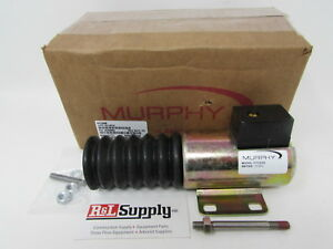 New Murphy Rp2309b Rack Puller Push Pull Solenoid Part 40700094