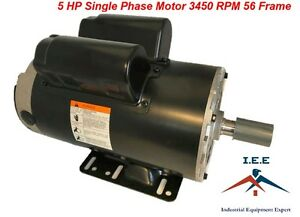 5hp Compressor Duty 230v 7 8 Shaft Motor Replaces 00536os1ccdg56hz