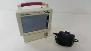 Welch Allyn Propaq Cs Model 242 Patient Monitor Vital Signs W Printer