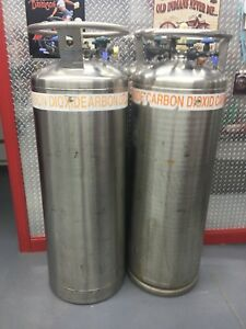 180 Litre Bulk Co2 Lg51 Tank Greenhouse Soda Beer Carbonation Cryogenic Cylinder