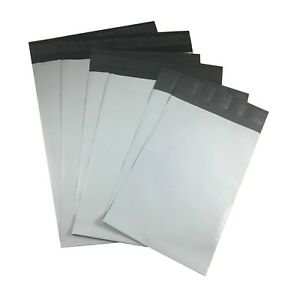 Poly Mailer Plastic Envelope Self Sealing Shipping Mail Bags 50 100 500 Cases