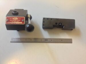 Kdk 00 Series Tool Post And Holder