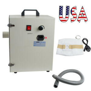 Dental Lab Dust Collector Vacuum Cleaner Denshine For Sandblasters Polishing Fda