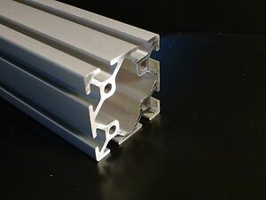 Tnutz Ex 2020 Smooth 2 X 2 2 X 4 Aluminum Extrusions Custom Lot