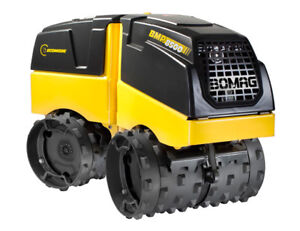 Bomag Bmp8500 Trench Compactor