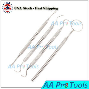 Aa Pro Fig Md2 Dental Tooth Surgery Extracting Forceps Dentist Tools 20pcs