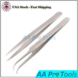 Aa Pro Fig Md3 Dental Tooth Surgery Extracting Forceps Dentist Tools 5pcs Set
