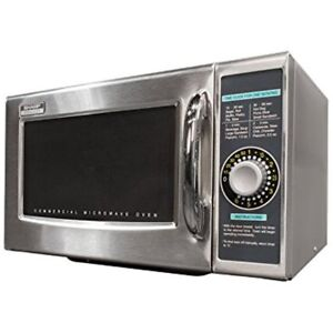 Cooking Equipment Sharp R 21lcfs Medium duty Commercial Microwave stainless