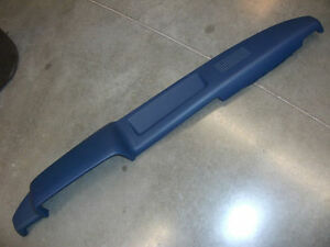 1979 1983 Toyota Truck New Factory Blue Dash Pad