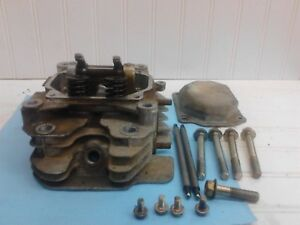 Makita G6100r Generator Robin Eh34 Cylinder Head Assembly