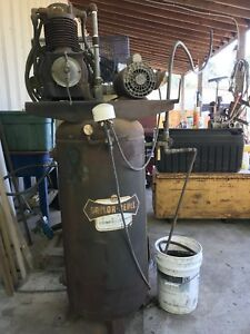 1966 Saylor beall Air Compressor