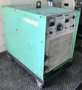 Linde Union Carbide Welding Cc 301 Ss Welder Industrial