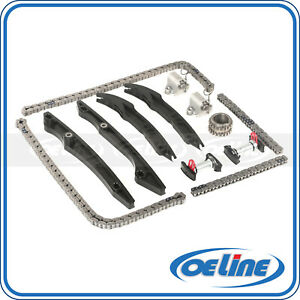 Timing Chain Kit Fit 11 15 Ford F150 Mustang 5 0l Coyote 50 Engine Modular 32v