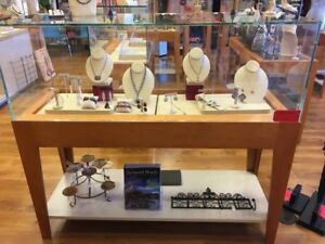 2 Jewelry Display Cases For 850 Each In Great Condition
