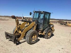 2012 Caterpillar 906h2 Wheel Loaders