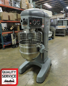 Hobart Legacy Hl600 1 Commercial 60 Qt All Purpose Mixer