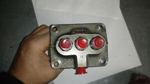 Reman Kubota Injection Pump D750 15381 51010 15531 51010 D750 100 00 Core Refund