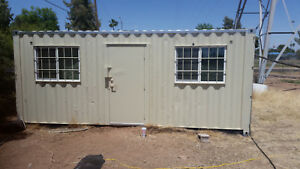 20ft Custom Shipping Container Home Office Studio
