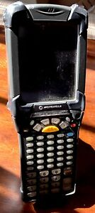 Motorola Solutions Mc9190g Handheld Inventory And Computer Scanner With Battery
