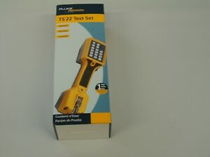 Fluke Ts22 Test Set 22800009 new Oem