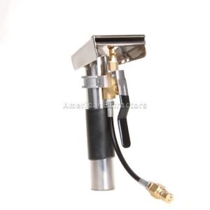 Upholstery Detail Tool Open Spray Square Head Carpet Cleaning Wand