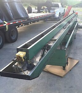 Used Plastic Extruder 30 Foot Water Bath By Rdn