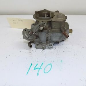 1974 1974 Carter Bbd Carburetor Carb 8016s Mopar Plymouth Dodge Chrysler 318