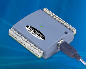Measurement Computing Usb 1408fs plus Usb Data Acquisition daq New