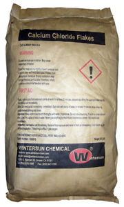 Calcium Chloride Flakes cacl2 cas_10043 52 4 77 White 50 Lb Bag