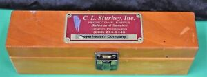 C l Sturkey Inc Microtome Knife 110mm