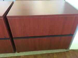 Used 2 Drawer Lateral File