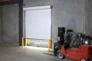 Durosteel Janus 9 Wide By 9 Tall 2000 Series Commercial Roll up Door Direct