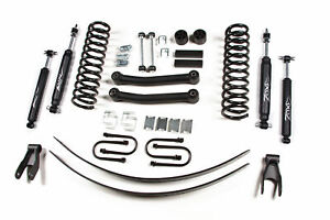 Jeep Cherokee Xj 4 5 Lift Kit 1984 2001 4wd Zone Offroad J9