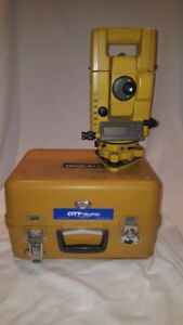 Topcon Gts 300 Series Total Station Survey Equipment