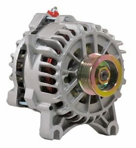 Ford Mustang New High 200 Amp Alternator 1999 2003 4 6l V8 High Output Hd