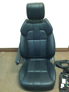 2017 Land Rover Range Rover Velar Front Driver Lhd Seat Bucket Airbag Leather