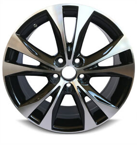 Road Ready 18x7 5 Inch Aluminum Wheel Rim For Toyota Rav4 2013 2015