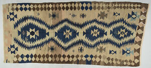 4 43 X 9 94 Kilim Rug Caucasian Old Fast Shipment With Ups 3584