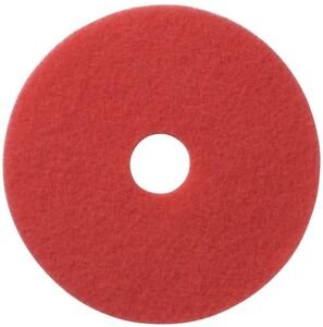 Daily Floor Cleaning And Buffing Pad Use On Machines Up To 800 Rpm 20 In 5 pk