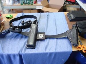 Safariland Patrol Belt With Extras Look Loaded