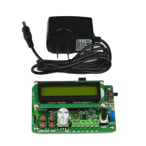 Dds Signal Sources Module Signal Generator 60mhz Frequency Counter With Sweep