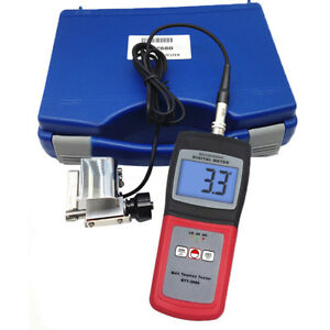 Brand New Btt 2880 Digital Belt Tension Gauge Belt Tension Meter Tester